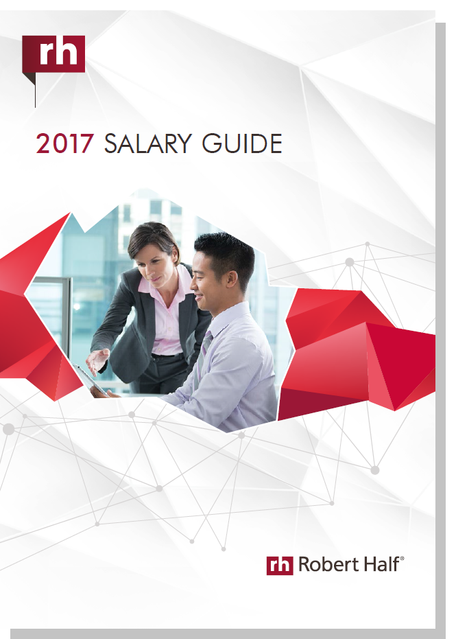 Singapore 2017 Salary Guide Download