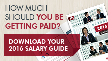 Salary Guides 2016