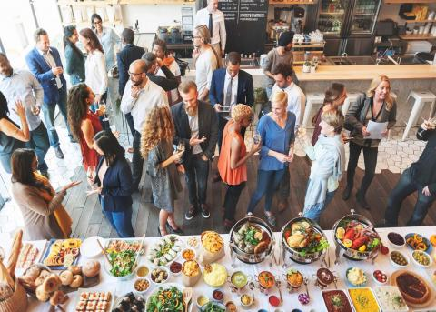 5 networking tips for the office party