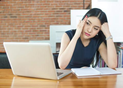 What is the risk of presenteeism in Singapore?