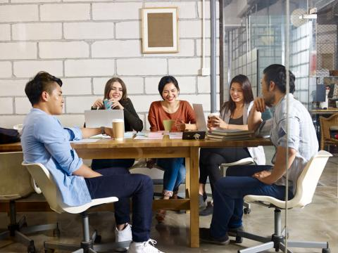 How to create a healthy workplace environment