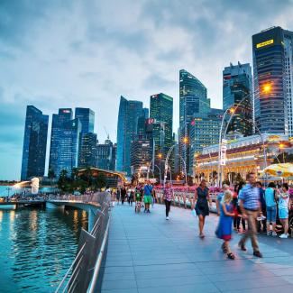 Work habits of successful Singapore finance leaders